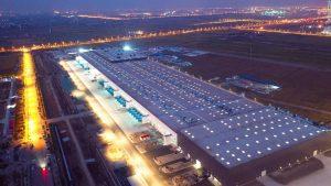 Tesla Gigafactory China has started making cars, Elon Musk says