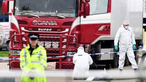 Essex: Autopsies begin on 39 victims found in truck container -- live updates