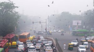 Smog in parts of India hitting record levels