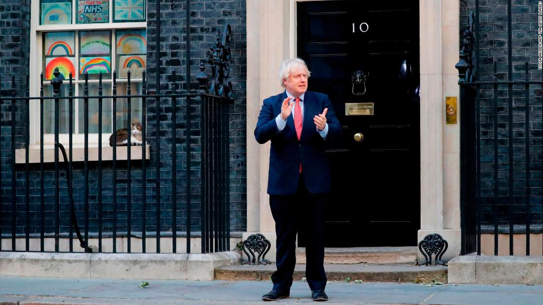 Boris Johnson's Brexit nightmare is back at the worst possible moment